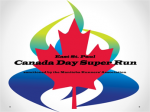 The Canada Day Super Run