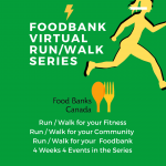 FoodBank Virtual Run Series