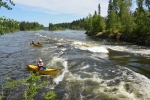 Paddle Canada Moving Water Intro Course