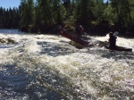 Paddle Canada Moving Water Intermediate Course