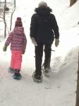 Take a walk in the winter...