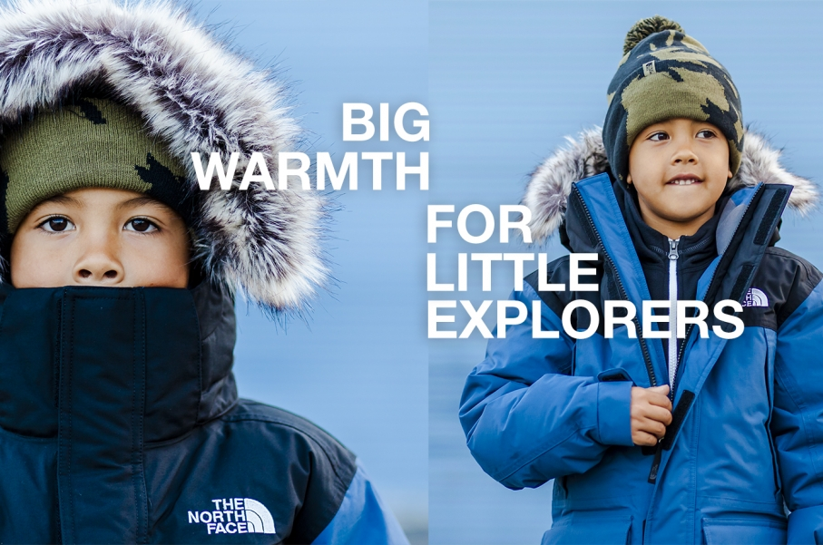 Big Warmth for Little Explorers