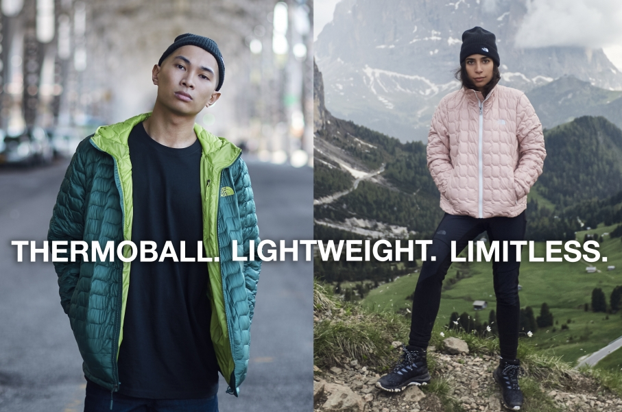 ThermoBall Weightless and warm